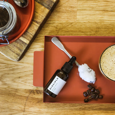 HOW TO MAKE THE DISCIPLE CBD COFFEE