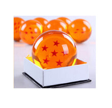 Load image into Gallery viewer, Dragon Ball Z Crystal 1-7 Star Dragon Balls