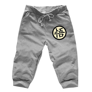 Mens Casual Dragon Ball Z Jogger Sweatpants