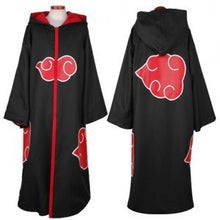 Load image into Gallery viewer, Naruto Akatsuki Cloak