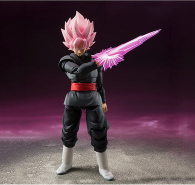 15cm Dragon Ball Super Goku Black Model