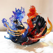 Load image into Gallery viewer, Naruto Itachi and Sasuke Uchiha Susanoo PVC Models