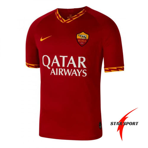 Maillot As Roma Domicile 2019/20 Maillot