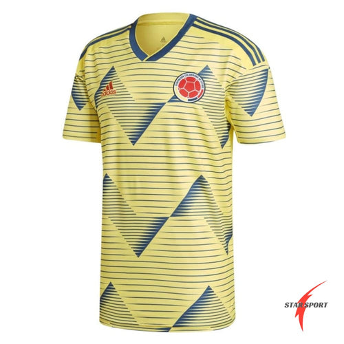 MAILLOT COLOMBIE DOMICILE 2019 - StarSport