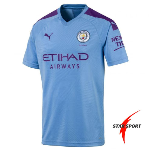Maillot Manchester City Domicile 2019/20 Maillot
