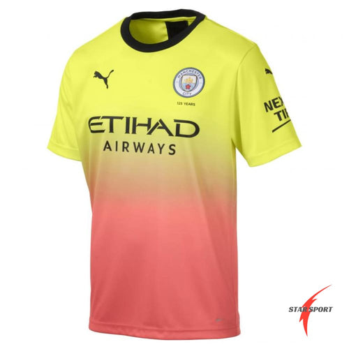 MAILLOT MANCHESTER CITY THIRD 2019/20 - StarSport