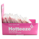 Hotteeze Hand Warmers (480 pads) + FREE Display Box