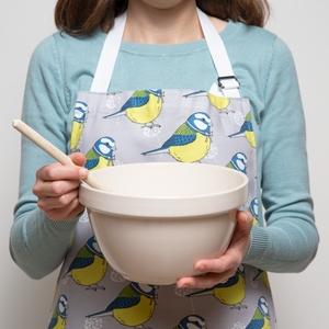 Little Blue Tit Apron
