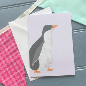 Penguin Chick Card