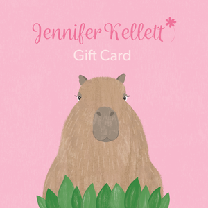 Jennifer Kellett Gift Card