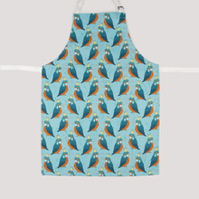 Load image into Gallery viewer, Royal Kingfisher Apron