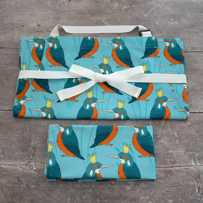 Royal Kingfisher Gift Set