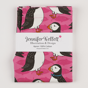 Perky Puffin Gift Set