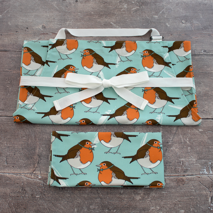 Dapper Robin Gift Set