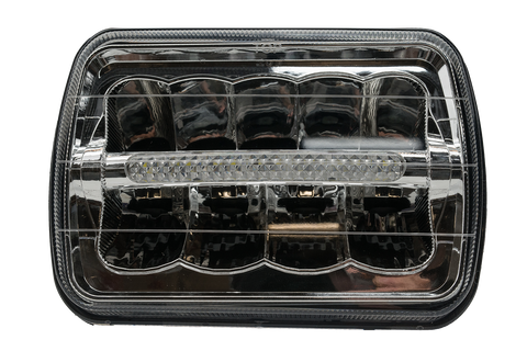 5x7 Sealed Beam Headlight assembly