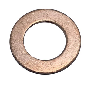COPPER WASHER 8MM X 14MM (QTY 25)