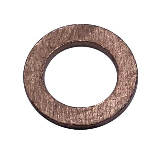 COPPER WASHER 6MM X 10MM (QTY 25)