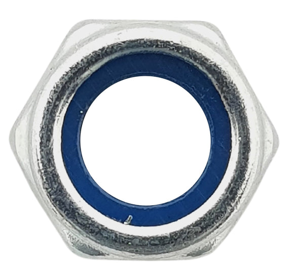 M5 x 0.8 PITCH METRIC LOCKNUT (QTY 100)
