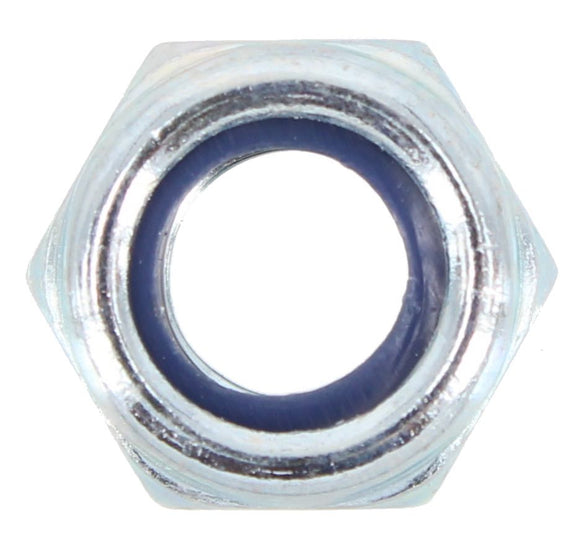 M8 x 1.25 PITCH METRIC LOCKNUT (QTY 50)
