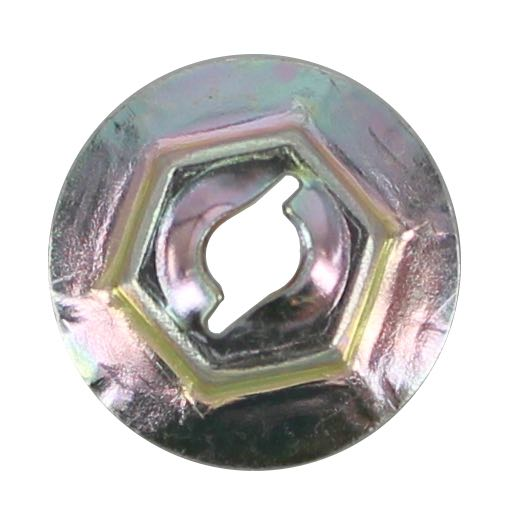 HELMET NUT 1/8 (QTY 20)