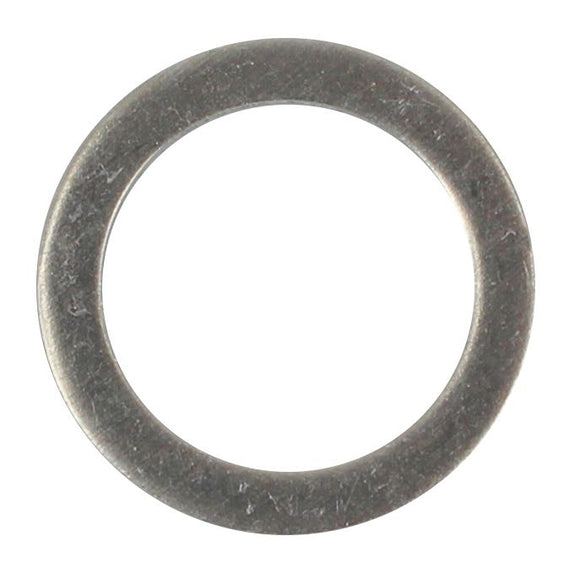 SUMP PLUG WASHER ANNEALED ALUMINIUM 14.04 X 19.05 X 1.5MM (QTY 50)