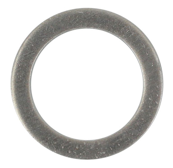 SUMP PLUG WASHER ANNEALED ALUMINIUM 16.30 X 21.84 X 1.5MM (QTY 20)