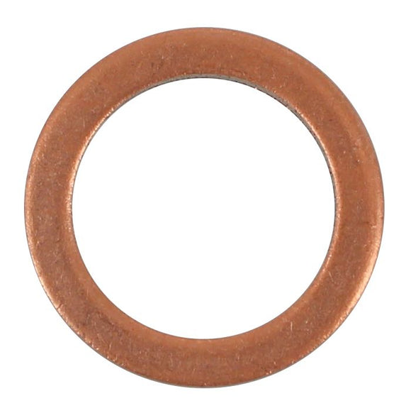 SUMP PLUG WASHER COPPER 14.6 X 19.81 X 1.5MM (QTY 15)