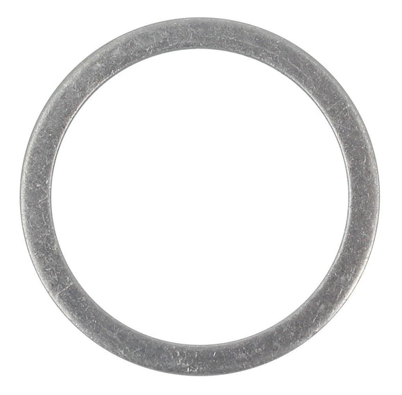 SUMP PLUG WASHER ANNEALED ALUMINIUM 24.4 X 29.72 X 2MM (QTY 12)