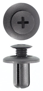 HYUNDAI & KIA - BUMPER COVER SCREW TYPE RETAINER (QTY 12)