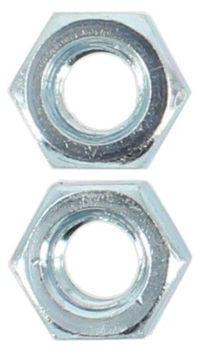 M6 X 10MM HEX NUT 1.0 PITCH (QTY 100)