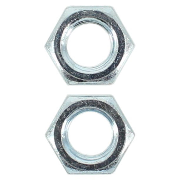 M8 X 12MM HEX NUT 1.25 PITCH (QTY 60)