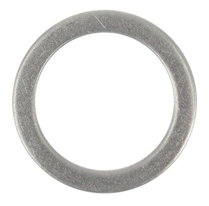 SUMP PLUG WASHER ANNEALED ALUMINIUM  20.82MM X 27.35MM X 1.5/1.6 MM (QTY 15)