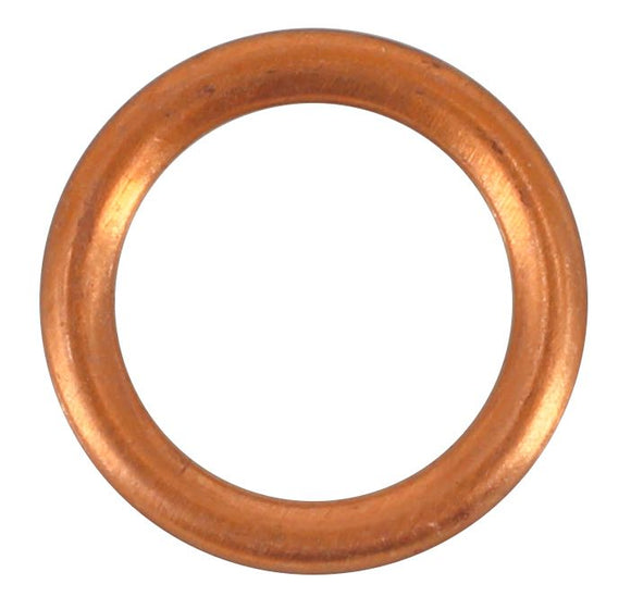 SUMP PLUG WASHER COPPER CRUSH 14MM (QTY 10)