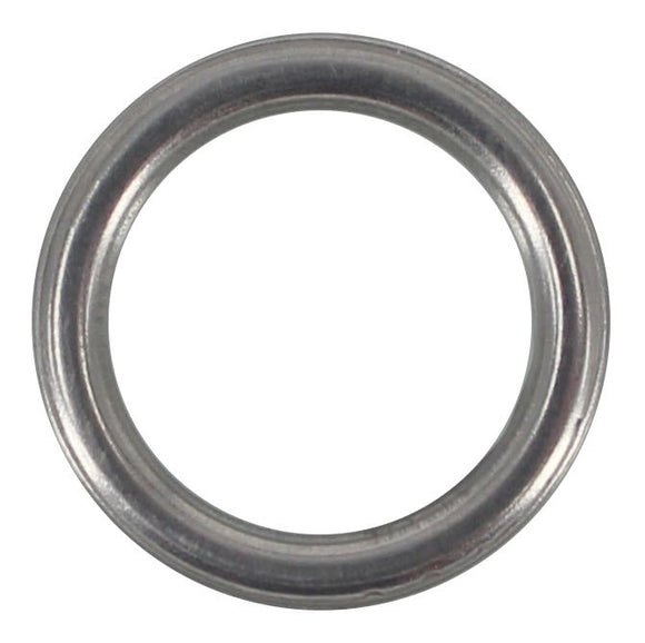 SUMP PLUG WASHER ALUMINIUM CRUSH 14MM (QTY 10)