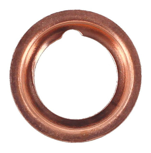 SUMP PLUG WASHER COPPER CRUSH 12MM X 18MM (QTY 10)