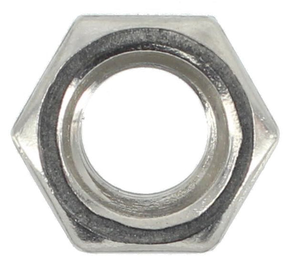 STAINLESS STEEL 5/16 UNC HEX NUTS (QTY 60)