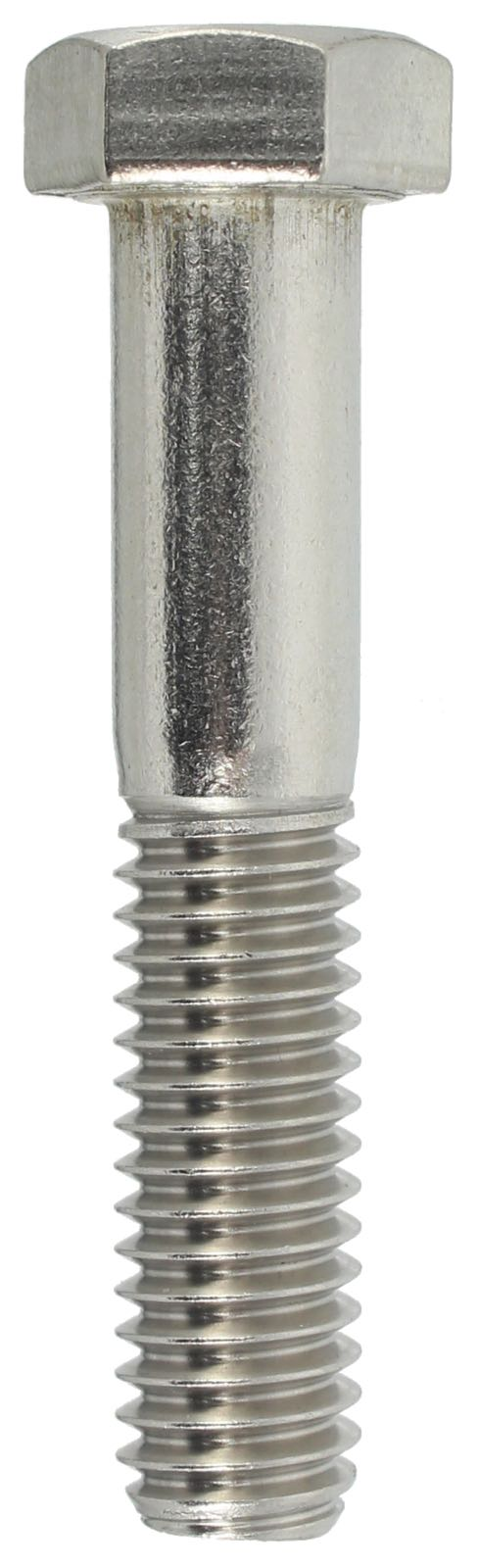 STAINLESS STEEL 3/8 X 2 UNC BOLTS (QTY 10)