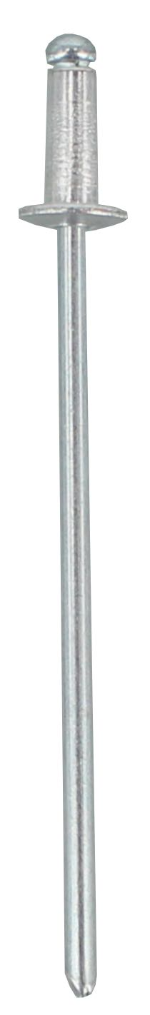 POP RIVET AS3-2 - ALUMINIUM RIVET, STEEL STEM  (QTY 100)