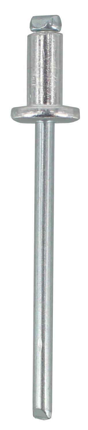 POP RIVET AS5-2 - ALUMINIUM RIVET, STEEL STEM  (QTY 80)