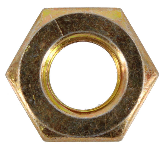 M10 X 1.5 COARSE HEX NUT (QTY 25)