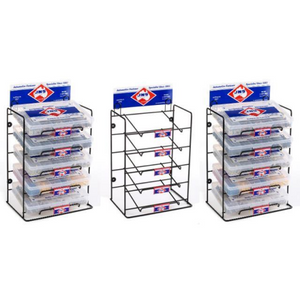 WIRE RACK FOR 5 ASSORTMENT KITS