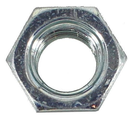 STEEL NUTS M8 X 1.25 - NISSAN  (QTY 10)