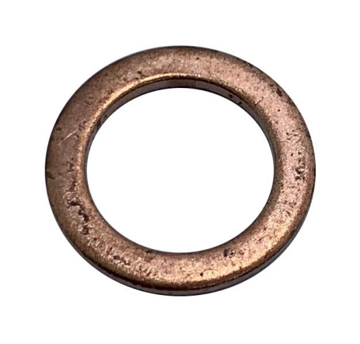 COPPER WASHER 8MM X 12MM (QTY 25)