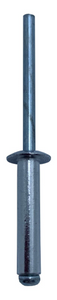 POP RIVET AS5-10 - ALUMINIUM RIVET, STEEL STEM (QTY 40)
