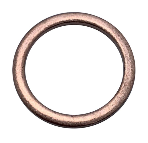 COPPER WASHER 14MM X 18MM (QTY 25)