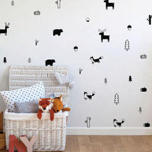 Load image into Gallery viewer, Nordic Style Wall Stickers