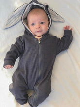 Load image into Gallery viewer, Ozzy Bunny Romper