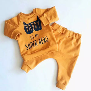 Super Hero Tracksuit
