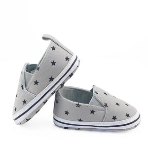 Little Star Baby Shoes
