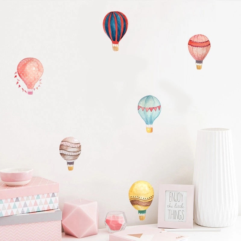 Balloon Wall Stickers